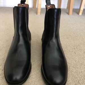 Frye Melissa Chelsea Ankle Boots